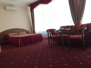 Гостиная зона в Макс Отель