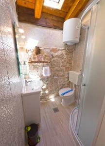 A bathroom at Guesthouse Merla