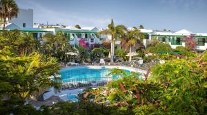 Het zwembad bij of vlak bij Apartamentos Hg Lomo Blanco
