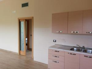 A kitchen or kitchenette at Residence Sophora