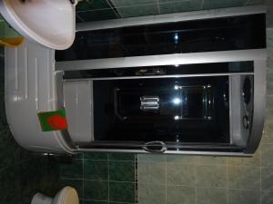 Ванная комната в Hotel Victoriya