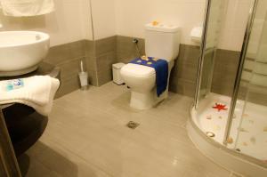 Bagno di Polykratis Rooms