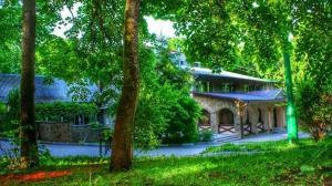Сад в Дом Лесника