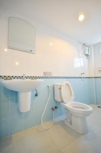 Ein Badezimmer in der Unterkunft House No.11