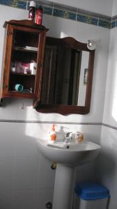 Ванная комната в Agriturismo La Steccaia Alta