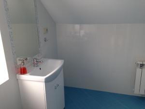 Łazienka w obiekcie Winnica Płochockich Country House