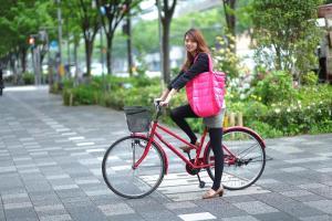 京都夏特萊酒店或附近騎腳踏車
