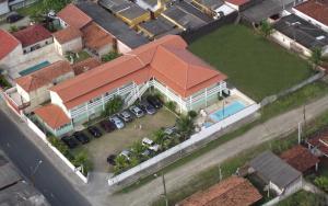 A bird's-eye view of Pousada Canto da Ilha