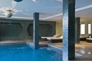 The swimming pool at or near Radisson Blu Resort & Spa, Ajaccio Bay