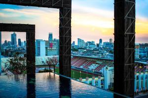 The swimming pool at or near Siam@Siam, Design Hotel Bangkok