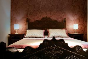 Krevet ili kreveti u jedinici u objektu İsa Begov Hamam Hotel