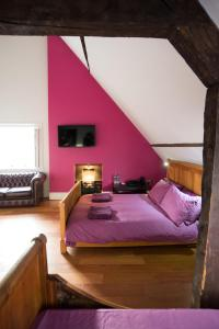 A bed or beds in a room at Safestay York
