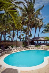 The swimming pool at or near Kite Beach Inn