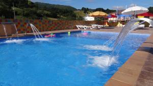 The swimming pool at or near Conjunto Hotelero La Pasera