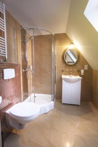 Łazienka w obiekcie Villa Elizabeth