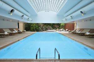 The swimming pool at or near Gora Kadan