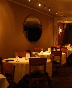 A restaurant or other place to eat at Macaluso's at the Lantern Lodge