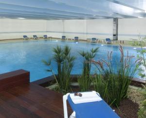 The swimming pool at or near Ramada Jerusalem Hotel