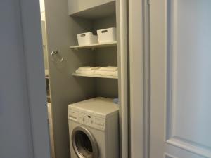 A bathroom at Apartamenty Białystok - Lipowa 47