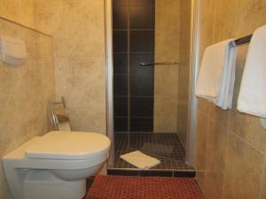 Een badkamer bij Hotel Restaurant Jonkhans