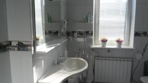 Ванная комната в TrakaiApartmentsLT