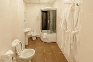 Ванная комната в Отель Гранд Тамбов