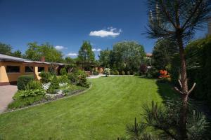 Zahrada ubytování De Luxe Relax Vila