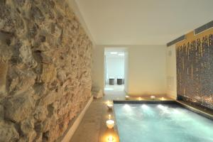 The swimming pool at or near La Maison d'Aix