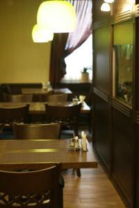 Ресторан / где поесть в Отель Малетон - Гарибальди