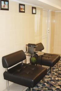 Гостиная зона в Отель Малетон - Гарибальди