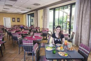 Ресторан / где поесть в Hotel Roma Prague