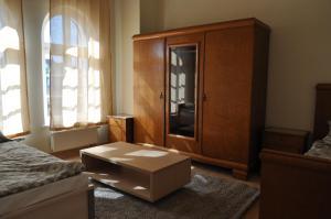 Część wypoczynkowa w obiekcie Hostel Kostrzyn nad Odra