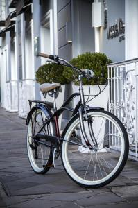 Cycling at or in the surroundings of Modevie Boutique Hotel