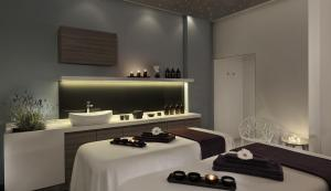 Spa and/or other wellness facilities at Park Plaza Arena Pula