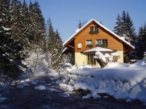 Penzion Jozef v zimě