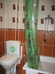 Ванная комната в Гостевой Дом Березка