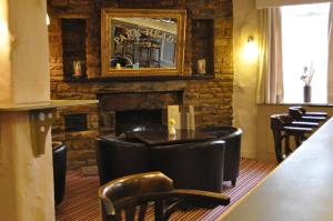The lounge or bar area at Park Head Hotel & Restaurant