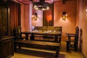 Ресторан / где поесть в Мини-отель Крафт