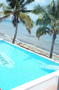 The swimming pool at or near Bravo Beach Hotel