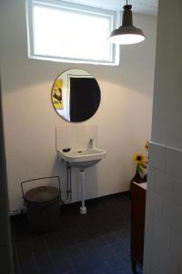Ett badrum på Fengers Husrum