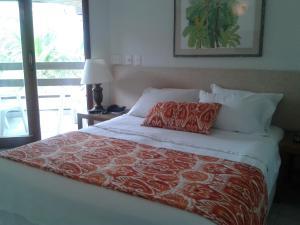 A room at Jatiúca Resort Flat 404
