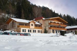Hotel Huber Hochland im Winter
