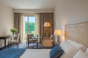 Posezení v ubytování Hotel Nazionale