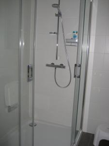 A bathroom at Nobel