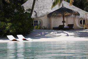 Бассейн в Nika Island Resort & Spa, Maldives или поблизости