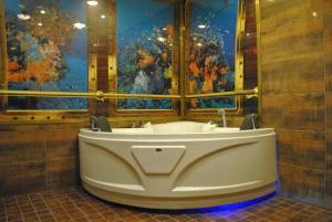 Ein Badezimmer in der Unterkunft Alex Maja