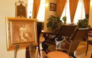 Εστιατόριο ή άλλο μέρος για φαγητό στο Ξενοδοχείο Αιγαίο