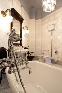 Ванная комната в Отель Замок БИП