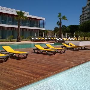 The swimming pool at or near Pestana Alvor South Beach Premium Suite Hotel