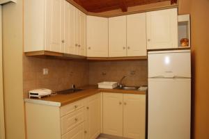Η κουζίνα ή μικρή κουζίνα στο Ραμόνα